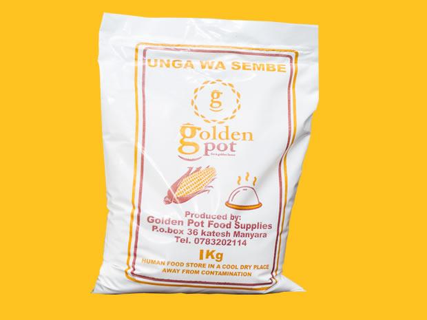 Quality GoldenPot Flour
